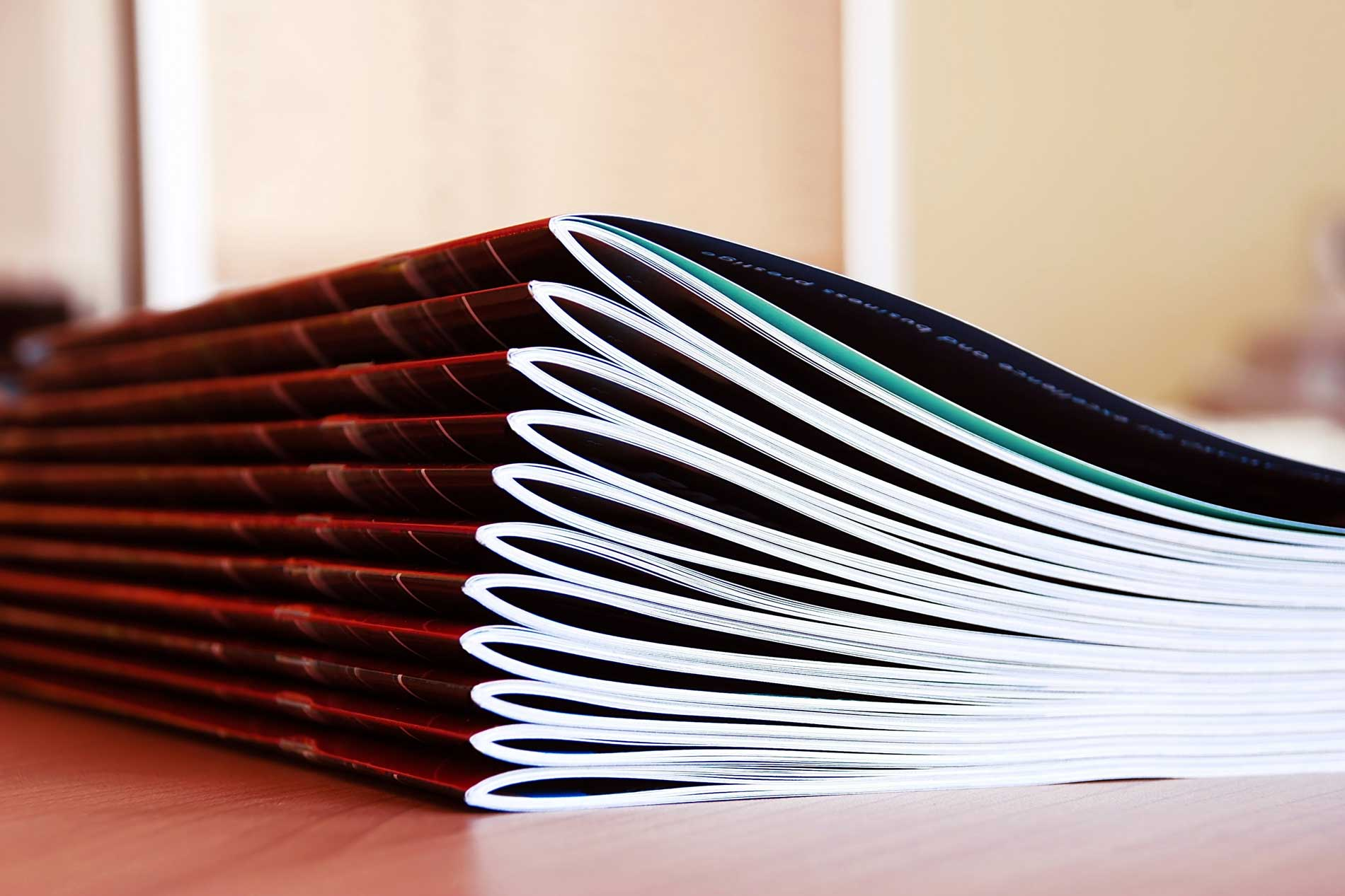 Impresión de Catálogos